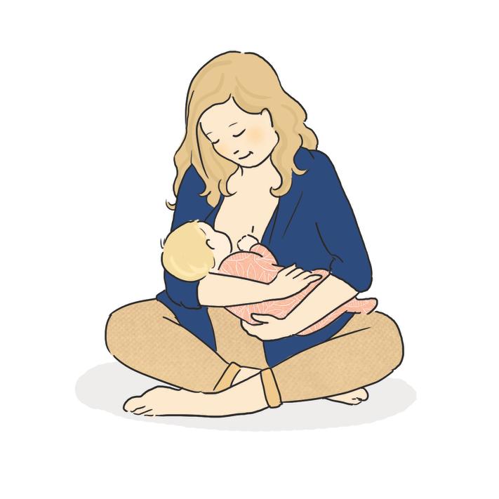 Consultation d'allaitement